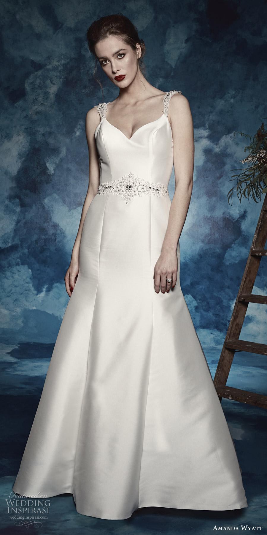 Wholesale Plus Size Wedding Dresses 39 Fresh amanda wyatt bridal sleeveless