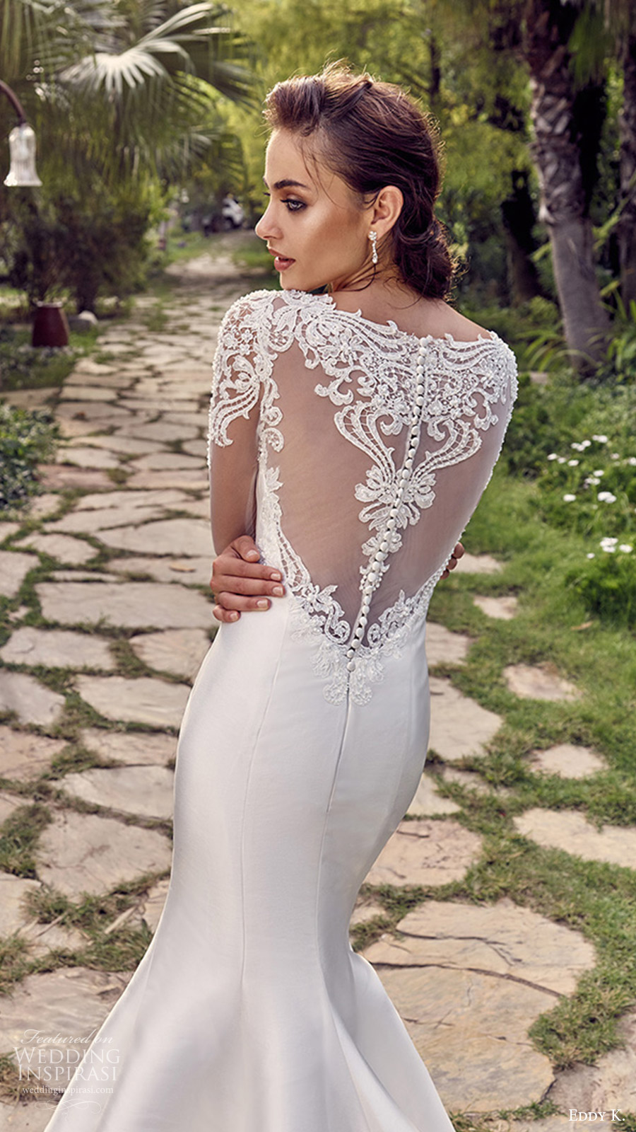 "Eddy K. 2017 Wedding Dresses — ""Dreams"" Bridal Collection 