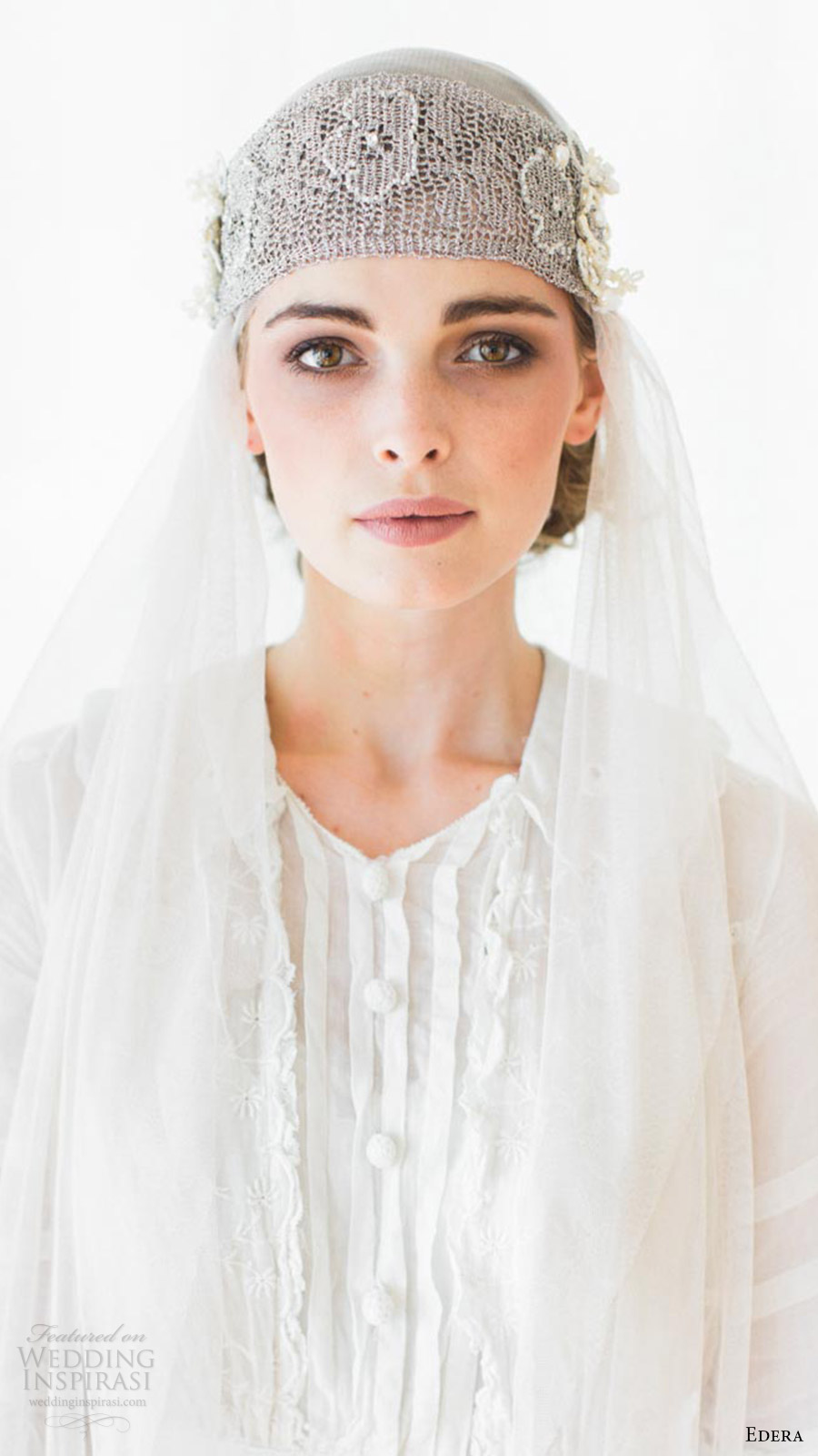 Edera Jewelry 2016 Aquarelle Bridal Accessories Collection