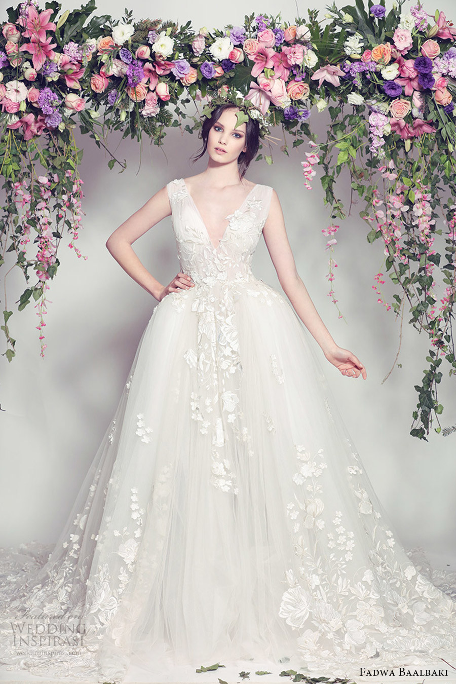 Wedding Dress Catalogue 8 Perfect fadwa baalbaki spring couture