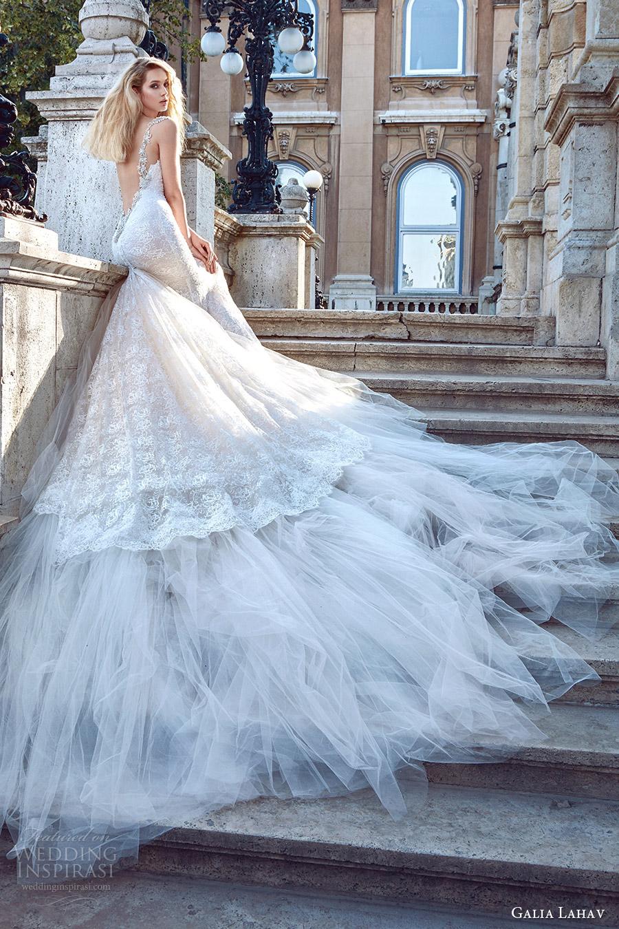 Ysa Makino Wedding Dress 6 Cool galia lahav fall bridal