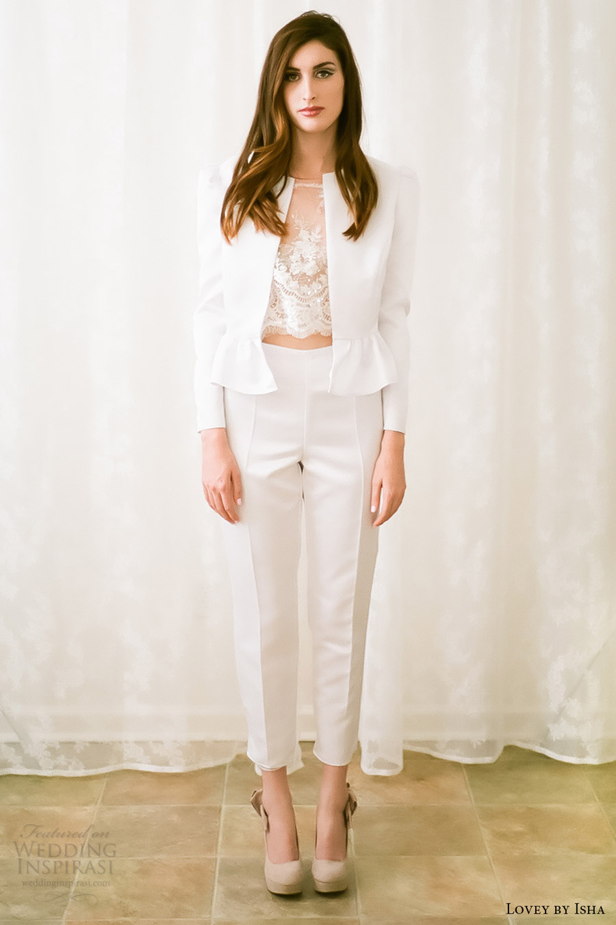 Wedding Dress Pantsuit - Wedding Dress & Decore Ideas