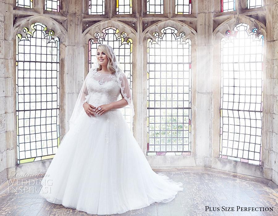 Sophie Wedding Dresses 52 Vintage plus size perfection bridal
