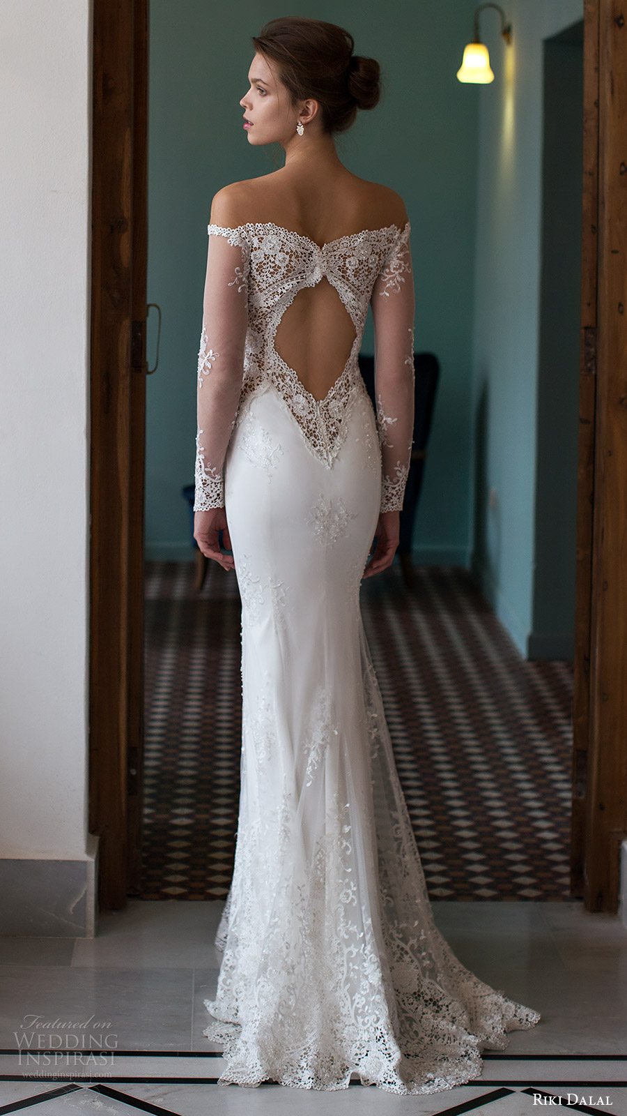 Riki Dalal 2016 Wedding Dresses Verona Bridal Collection Wedding Inspirasi