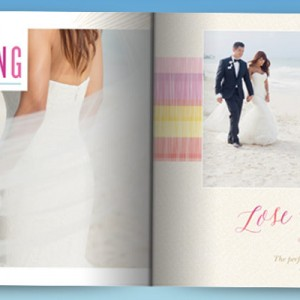 shutterfly destination wedding inspiration board photo book bridal stationery 400