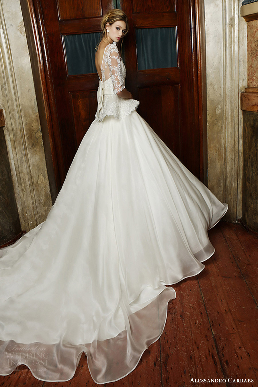 Extravagant Wedding Dresses 86 Nice alessandro carrabs couture bridal