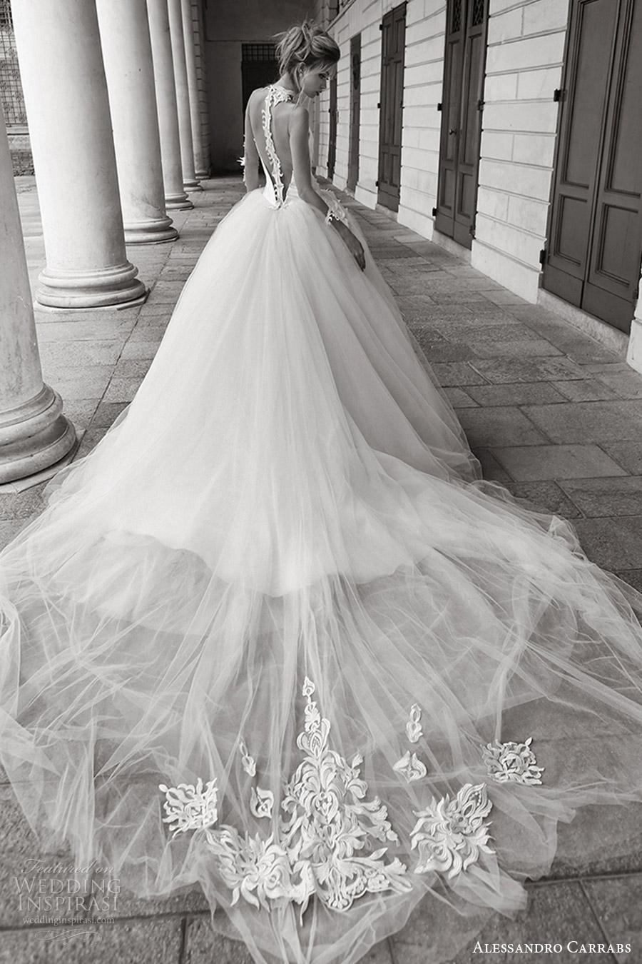 Extravagant Wedding Dresses 24 Trend alessandro carrabs couture bridal