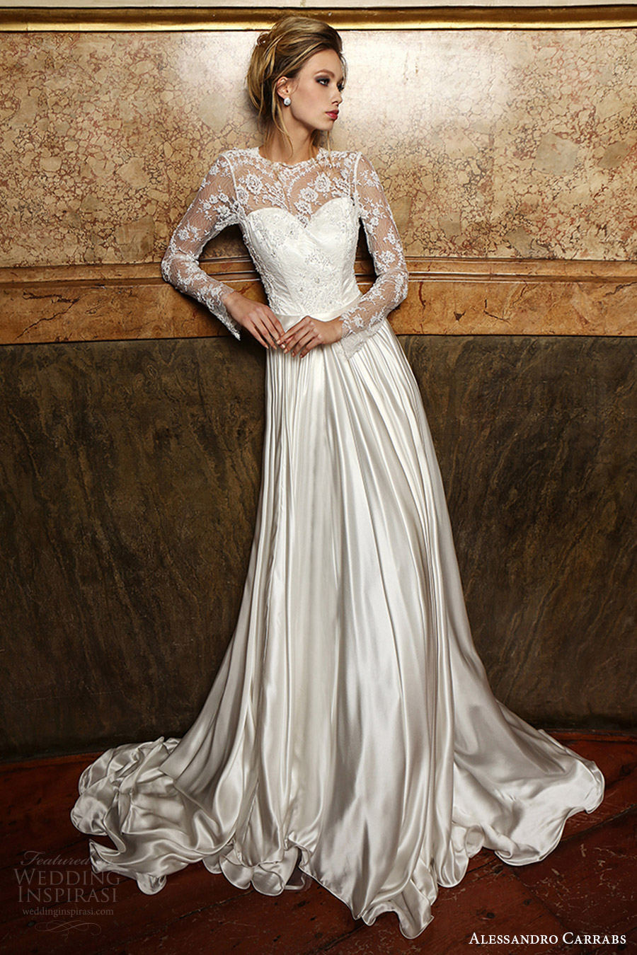 Brown Wedding Dresses