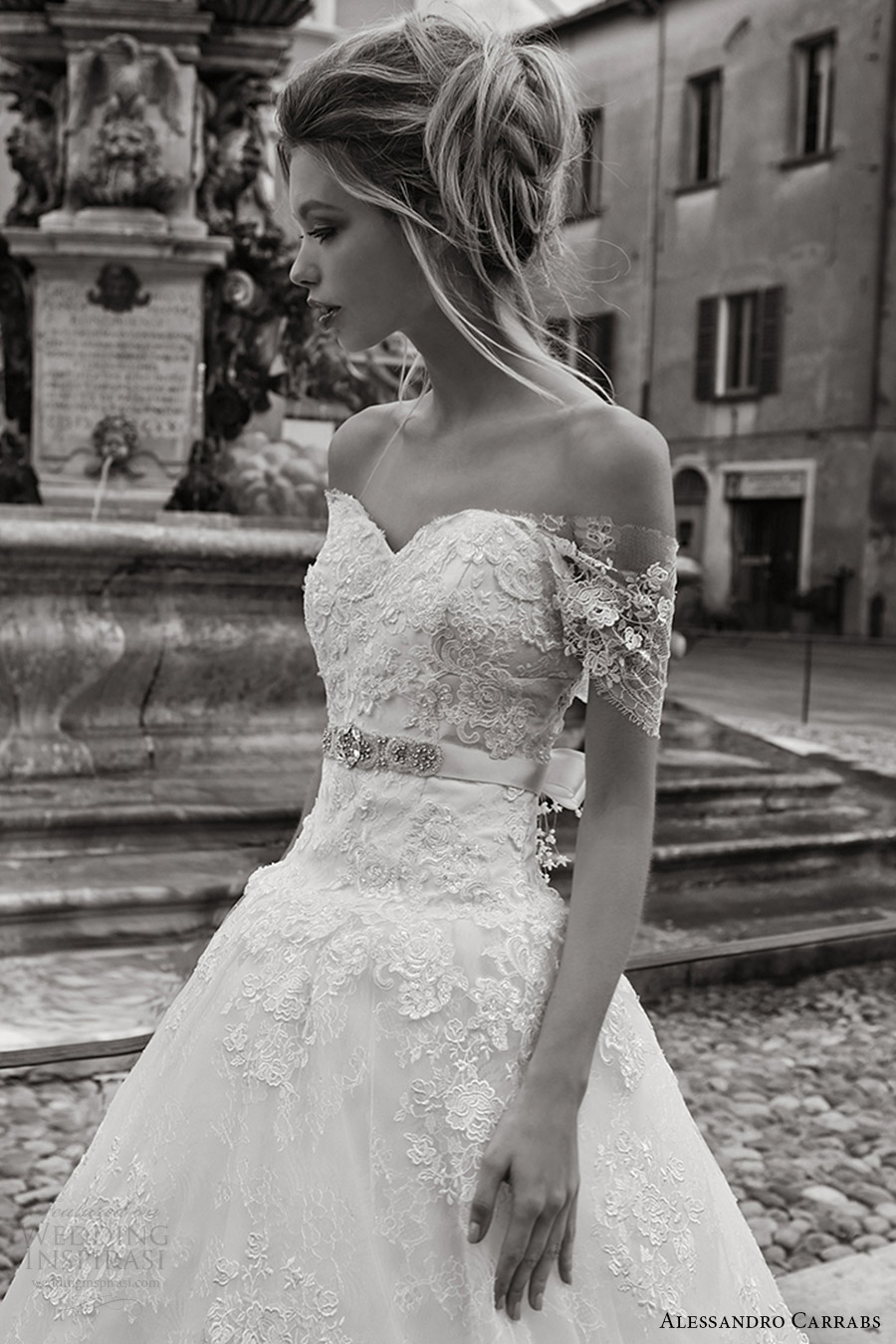 Wedding Gowns Outlet 74 Unique alessandro carrabs couture bridal