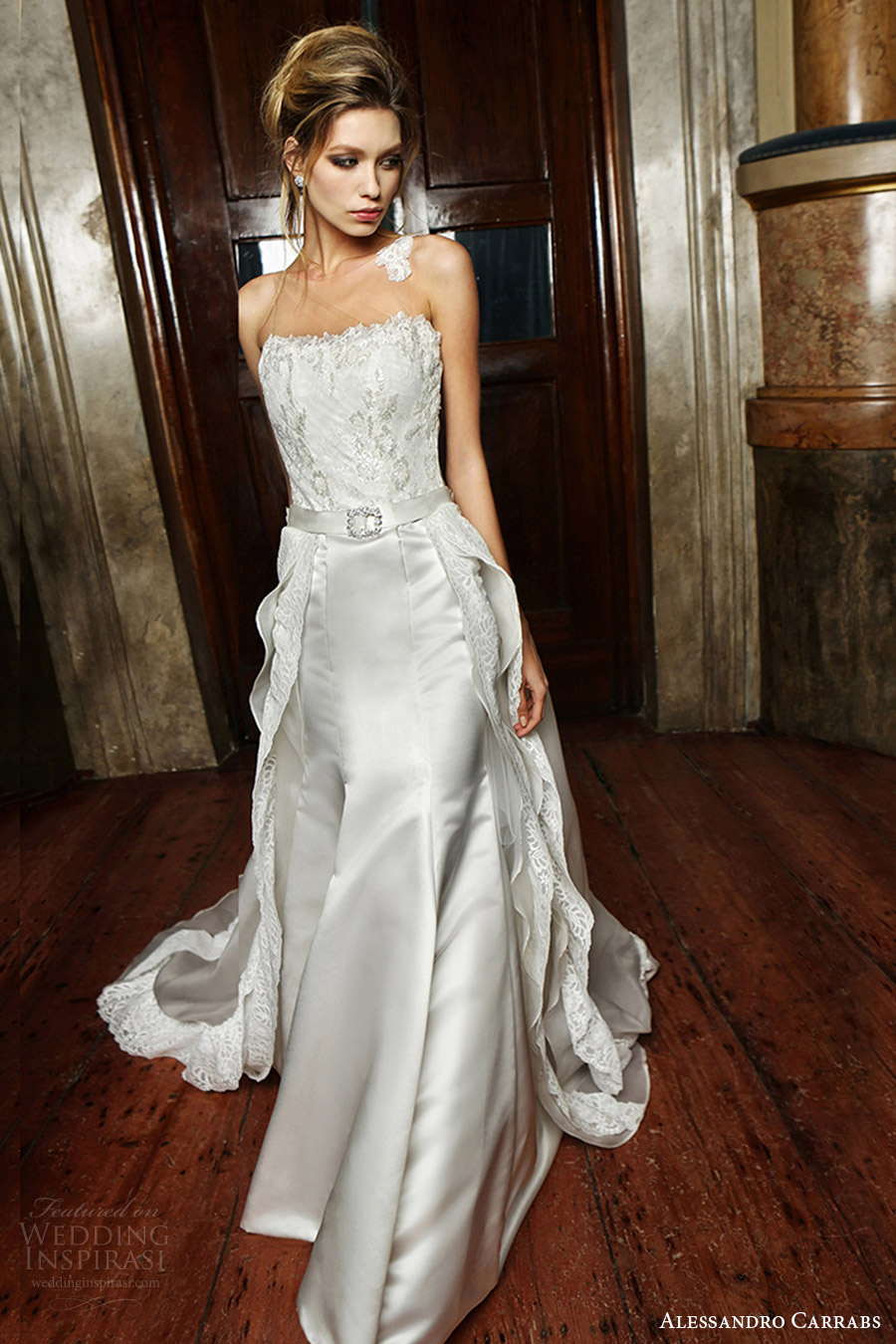Couture Wedding Dress 60 Inspirational alessandro carrabs couture bridal