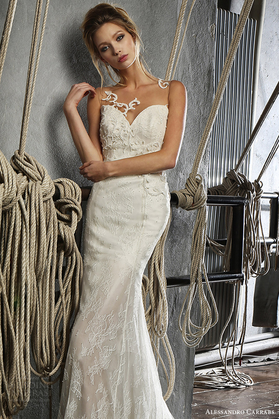 Wedding Gowns Outlet 48 Awesome alessandro carrabs couture bridal
