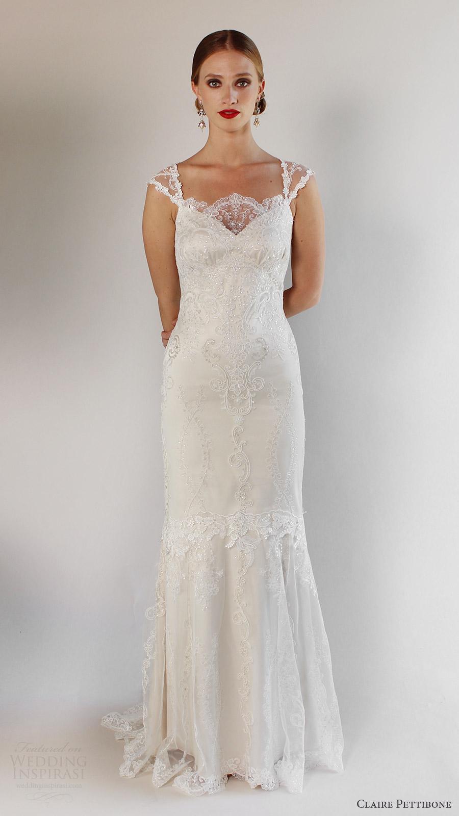 Sabrina Wedding Dress 37 Popular claire pettibone bridal spring