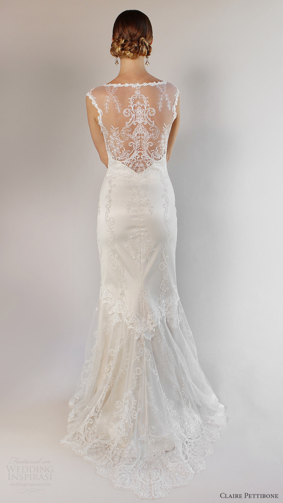 Vows Wedding Dresses Nyc : By claire pettibone spring wedding dresses inspirasi