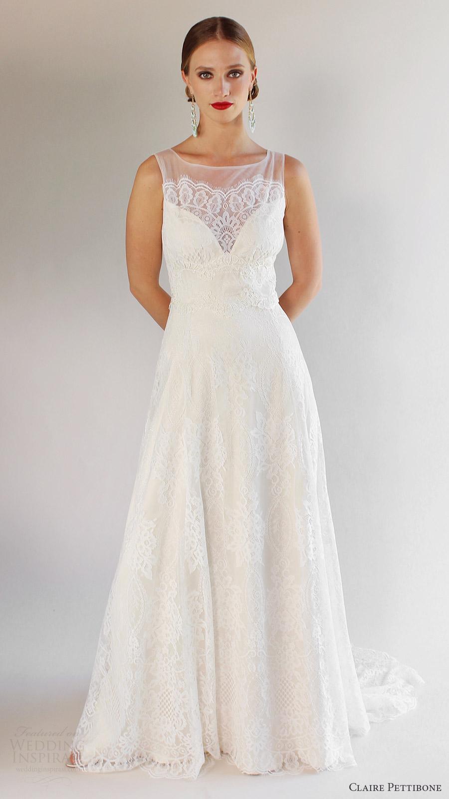 Spanish Lace Wedding Dress 92 Marvelous claire pettibone bridal spring