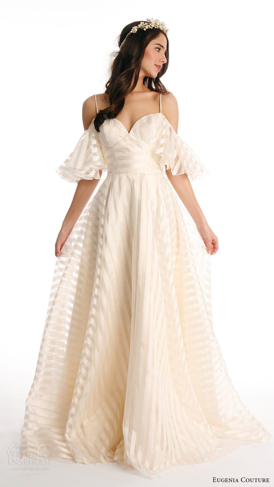 Eugenia Couture Spring 2017 Wedding Dresses — Joy Bridal Collection ...