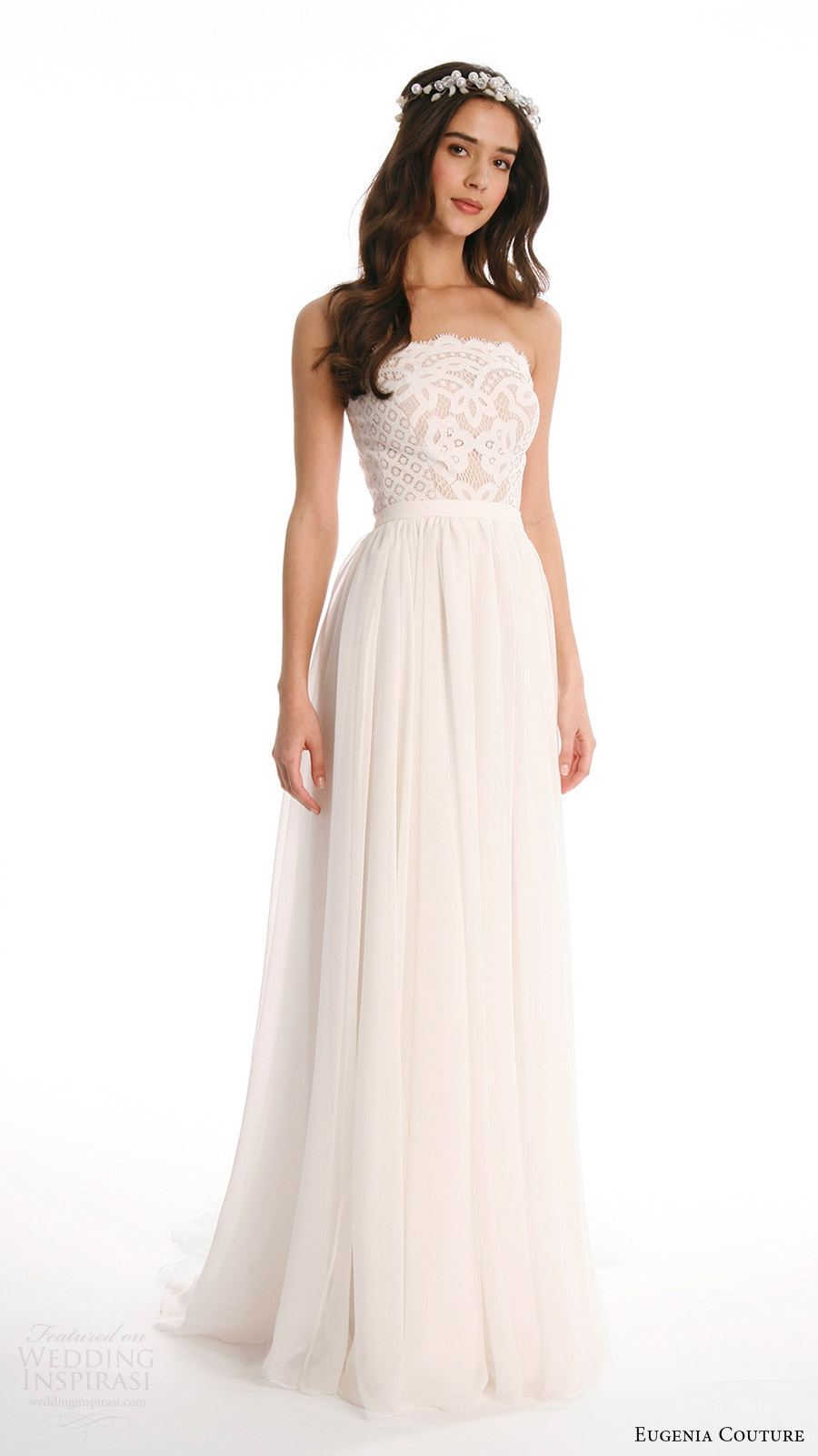 Eugenia couture spring 2017 wedding dresses joy bridal for Define couture