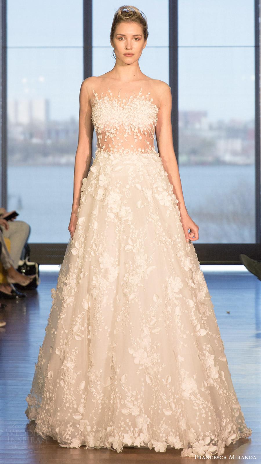 Farrah Wedding Dress 93 Stunning francesca miranda bridal spring