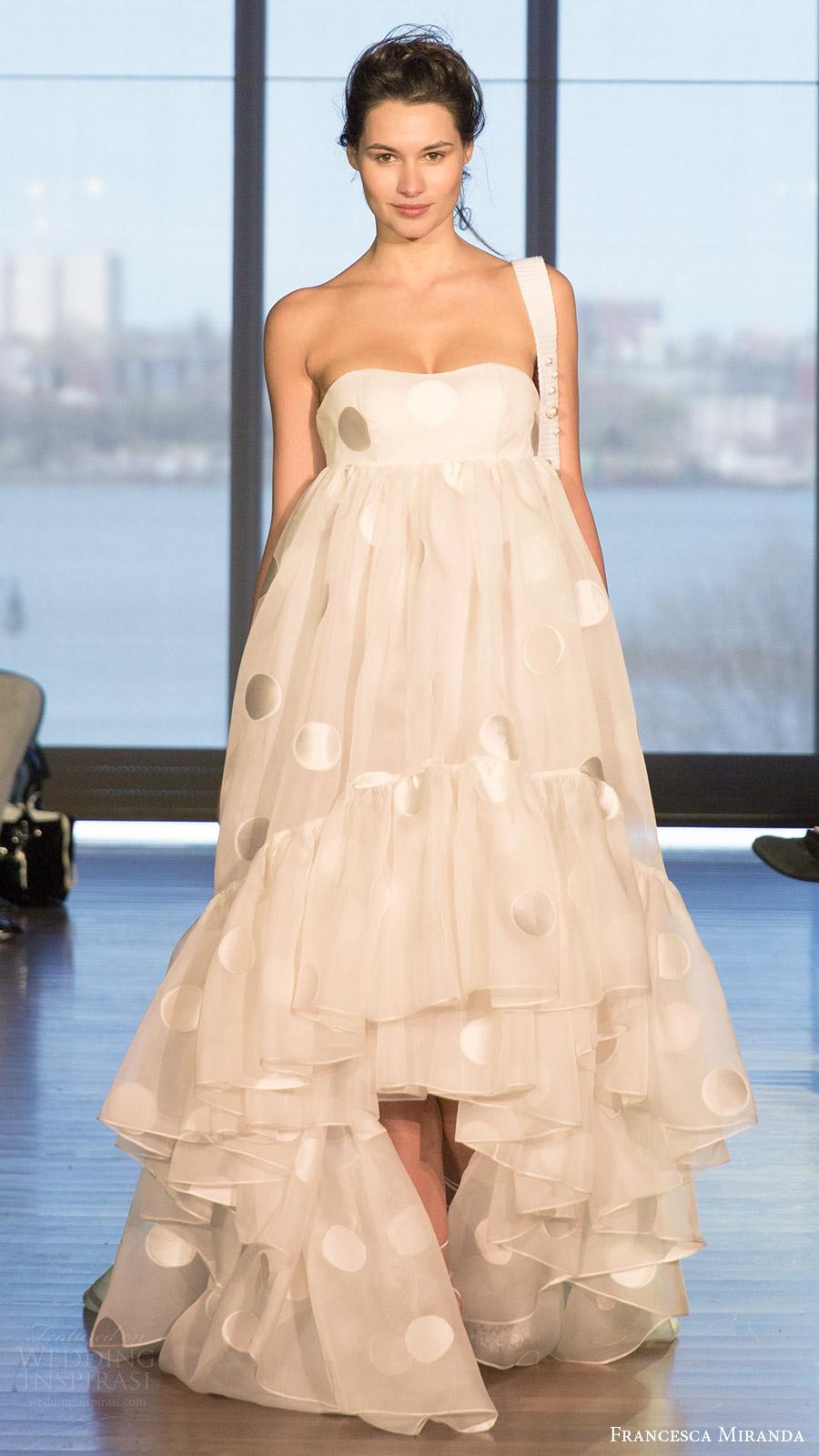 Farrah Wedding Dress 90 Beautiful francesca miranda bridal spring