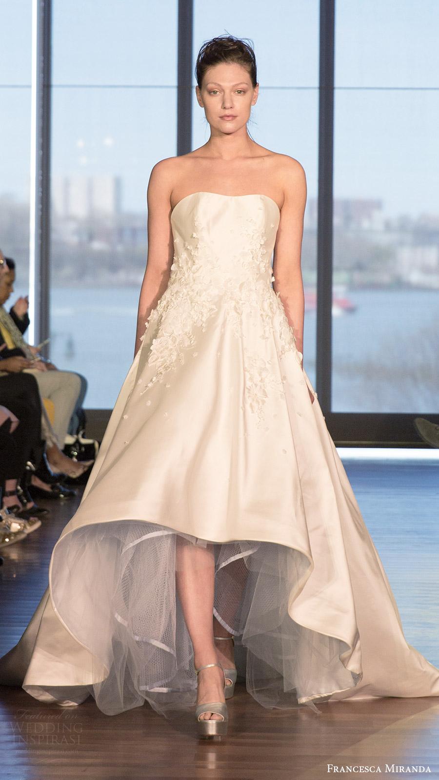 Farrah Wedding Dress 96 Best francesca miranda bridal spring