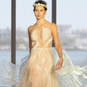 francesca miranda spring 2017 bridal collection