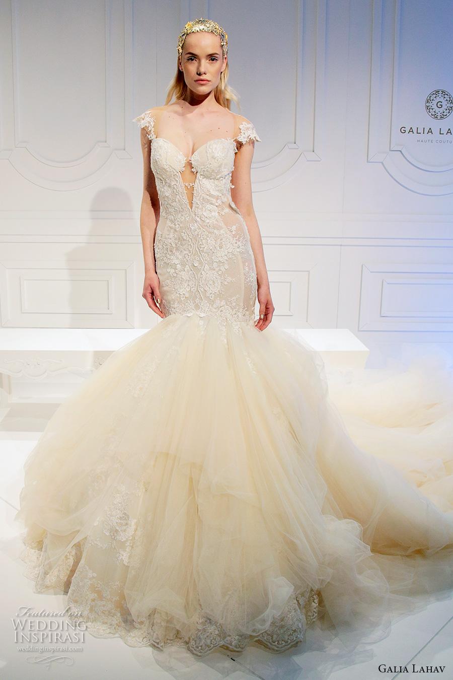 Extravagant Wedding Dresses 56 Inspirational galia lahav spring bridal