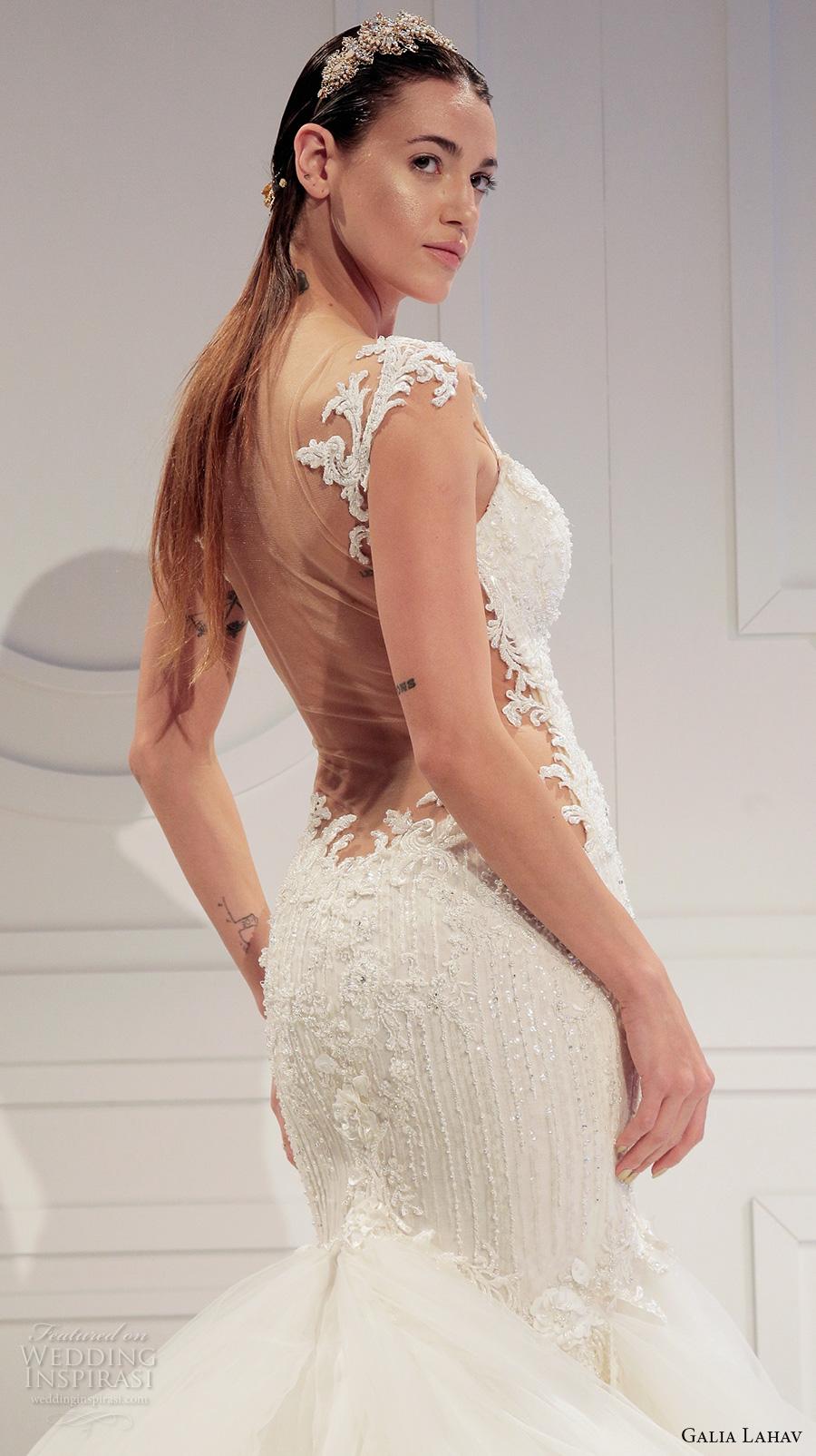 See Through Corset Wedding Dresses 32 Marvelous galia lahav spring bridal