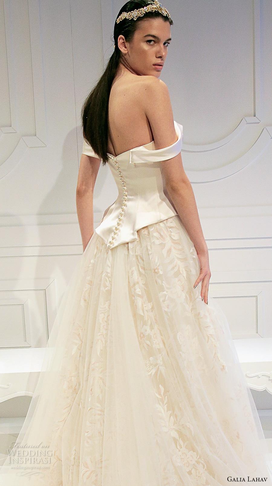 Corset Tulle Wedding Dress 58 Awesome galia lahav spring bridal