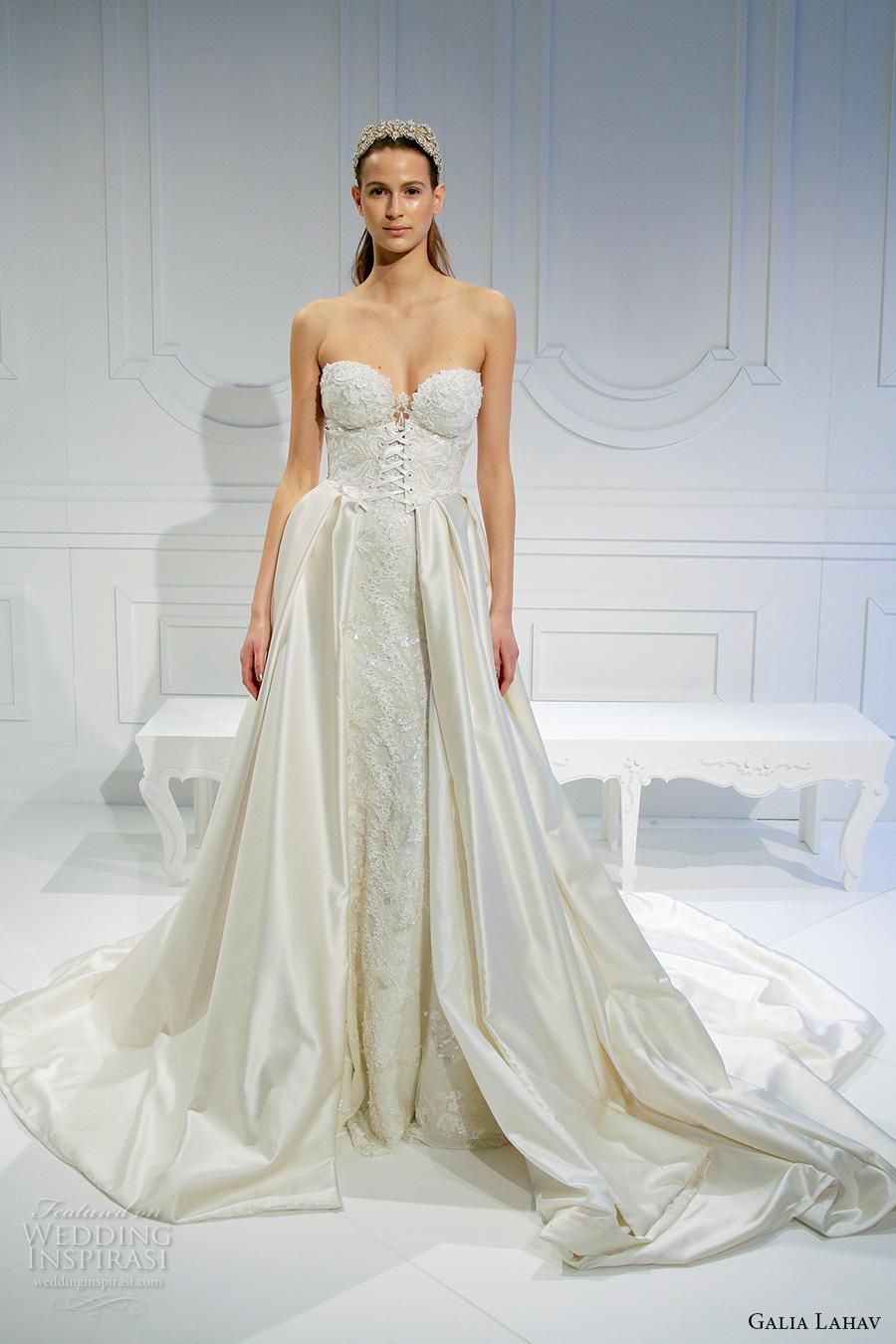 See Through Corset Wedding Dresses 93 Inspirational galia lahav spring bridal