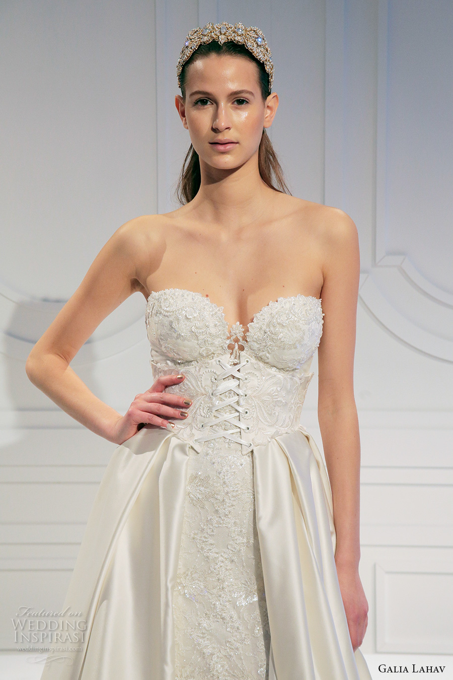 Sabrina Wedding Dress 57 Cute galia lahav spring bridal