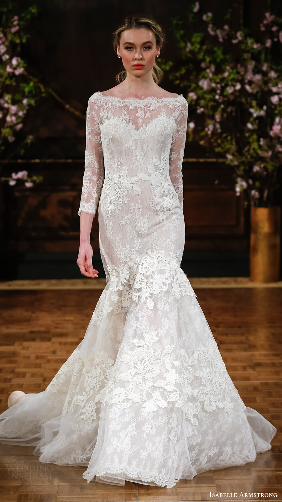 Isabelle armstrong spring 2017 wedding dresses wedding for Elegant wedding dresses 2017