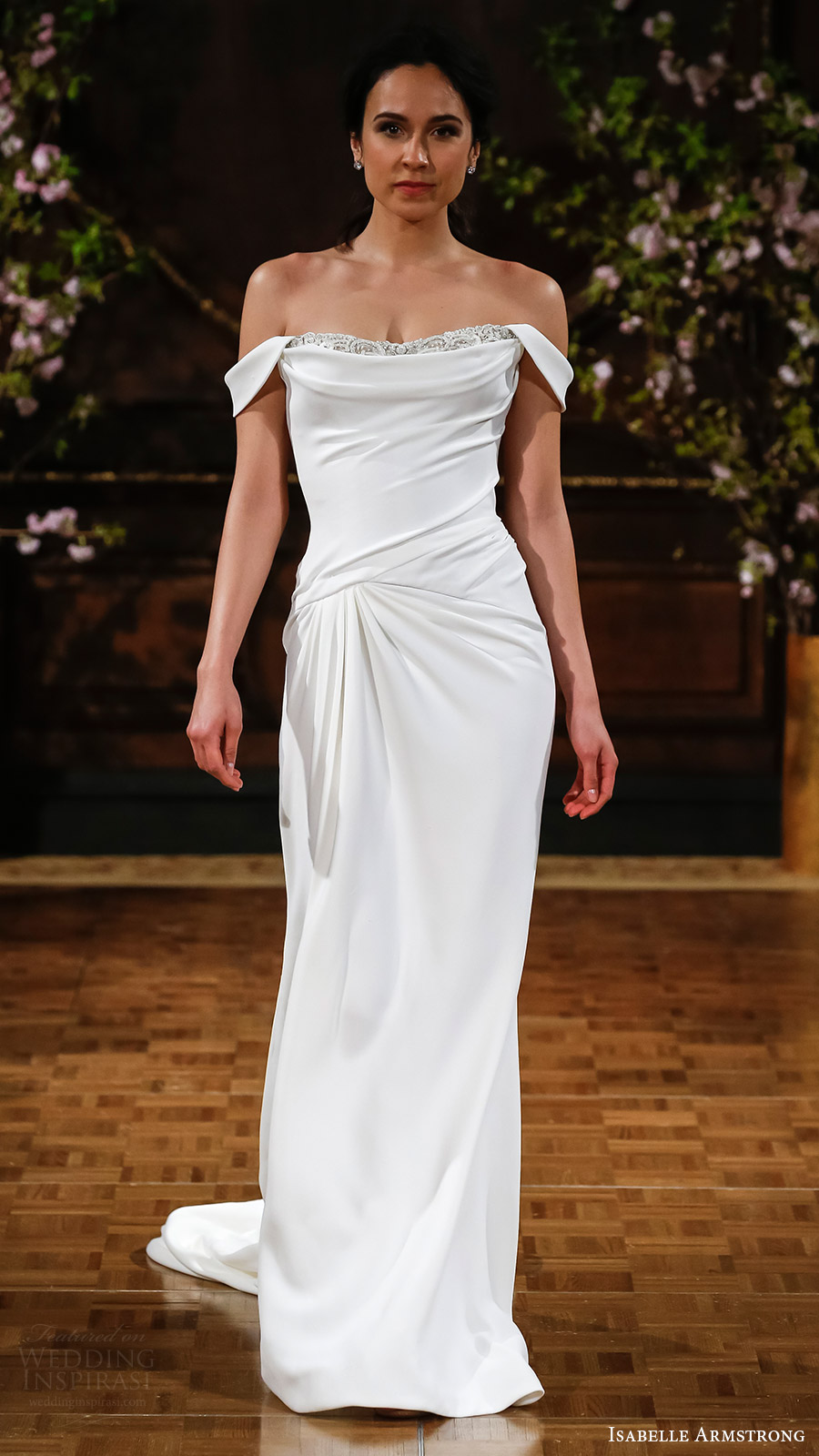 Isabelle Armstrong Spring 2017 Wedding Dresses Wedding