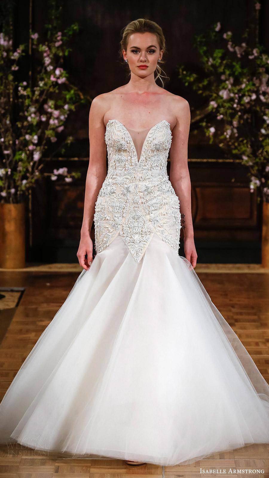 Isabelle Armstrong Spring 2017 Wedding Dresses Wedding