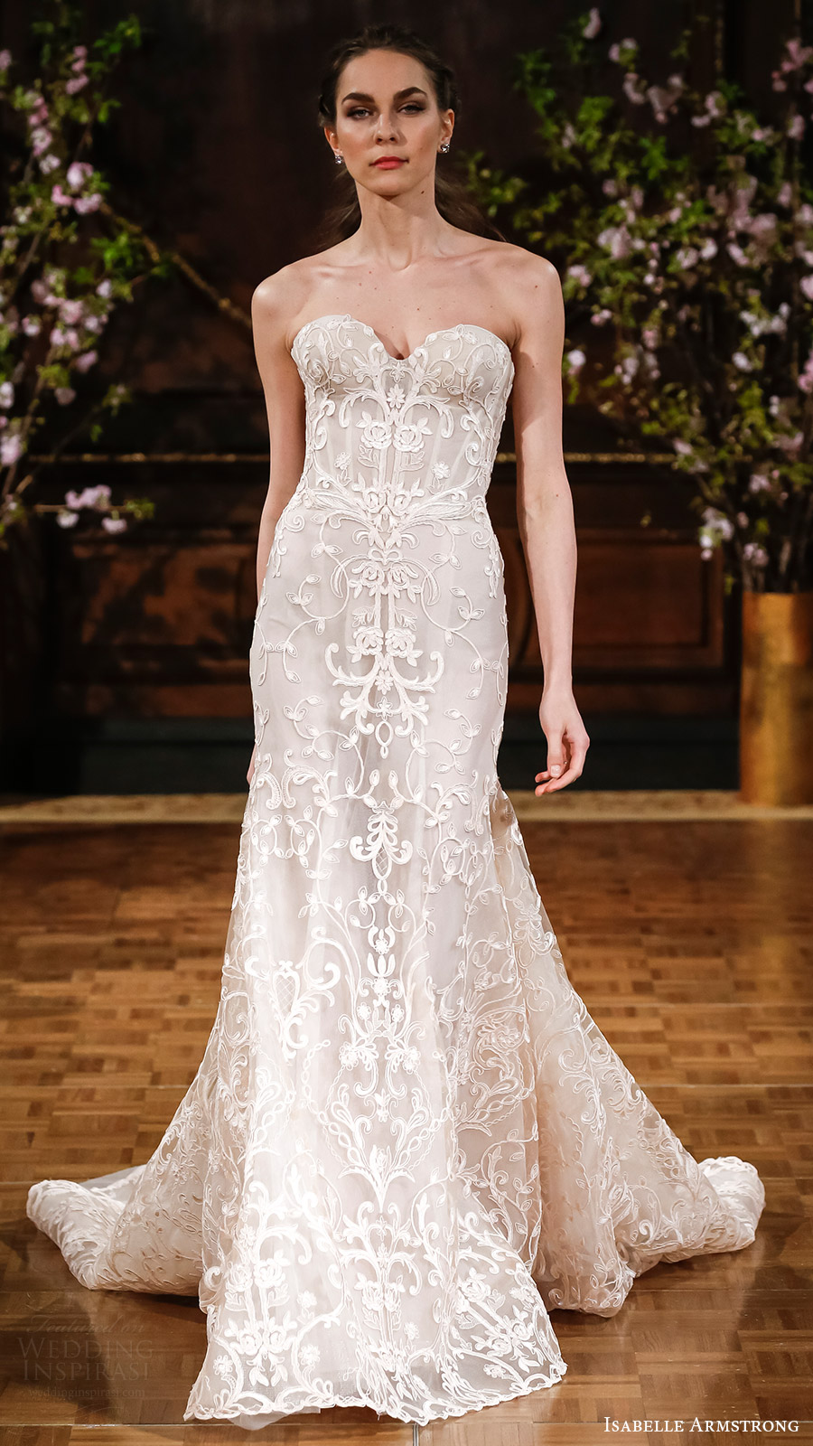Isabelle armstrong spring 2017 wedding dresses wedding for Spring wedding dresses 2017
