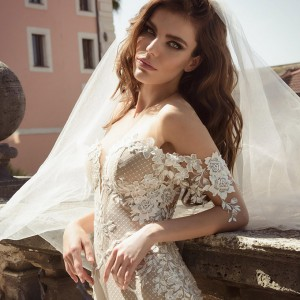 julie vino spring 2017 roma bridal collection