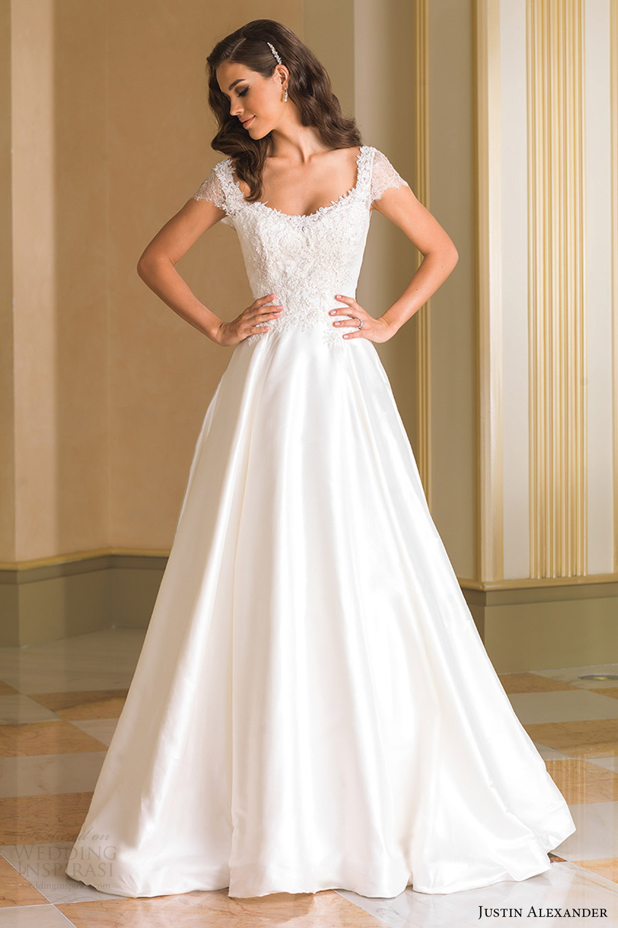 How Much Are Justin Alexander Wedding Dresses