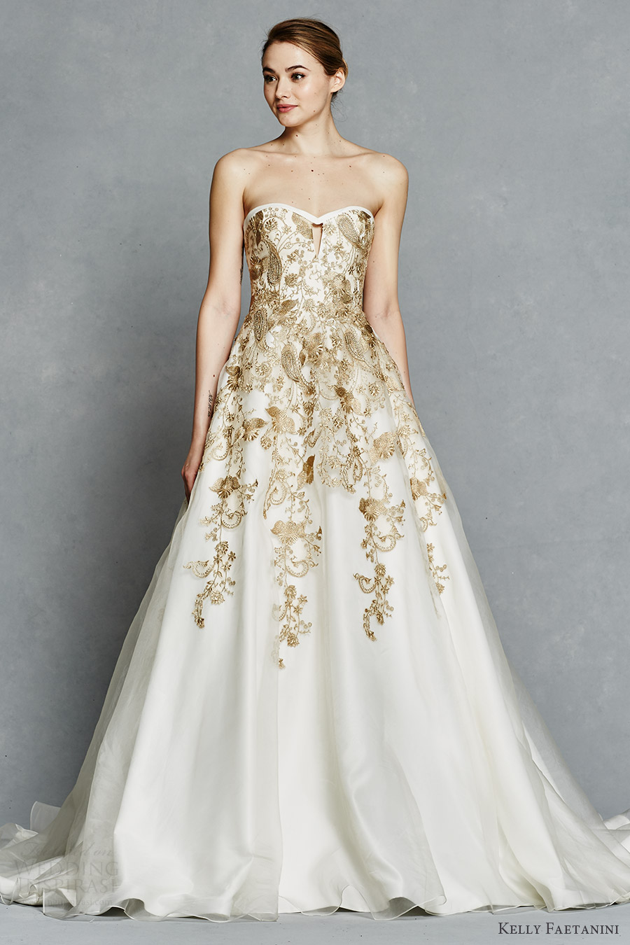 Kelly faetanini spring wedding dresses