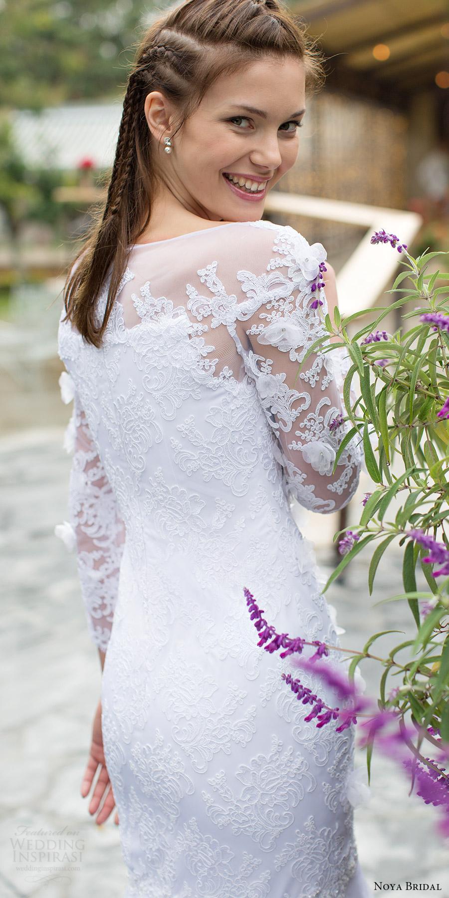 "Noya Bridal ""Aria"" Collection Wedding Dresses | Wedding Inspirasi"