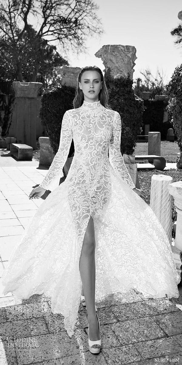 Nurit Hen Royal Couture Wedding Dresses | Wedding Inspirasi