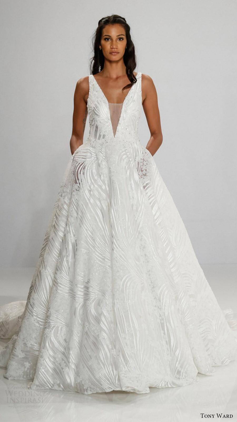 Tony ward bridal 2017 wedding dresses wedding inspirasi for Best wedding dresses 2017