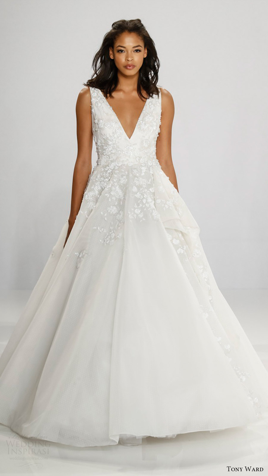 Tony ward bridal 2017 wedding dresses wedding inspirasi for Popular wedding dresses 2017
