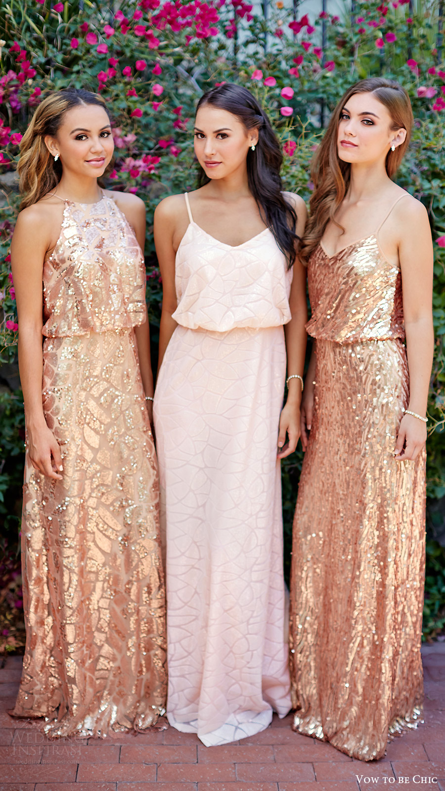 Bridesmaid Trend Report 2016 Featuring Vow To Be Chic Designer