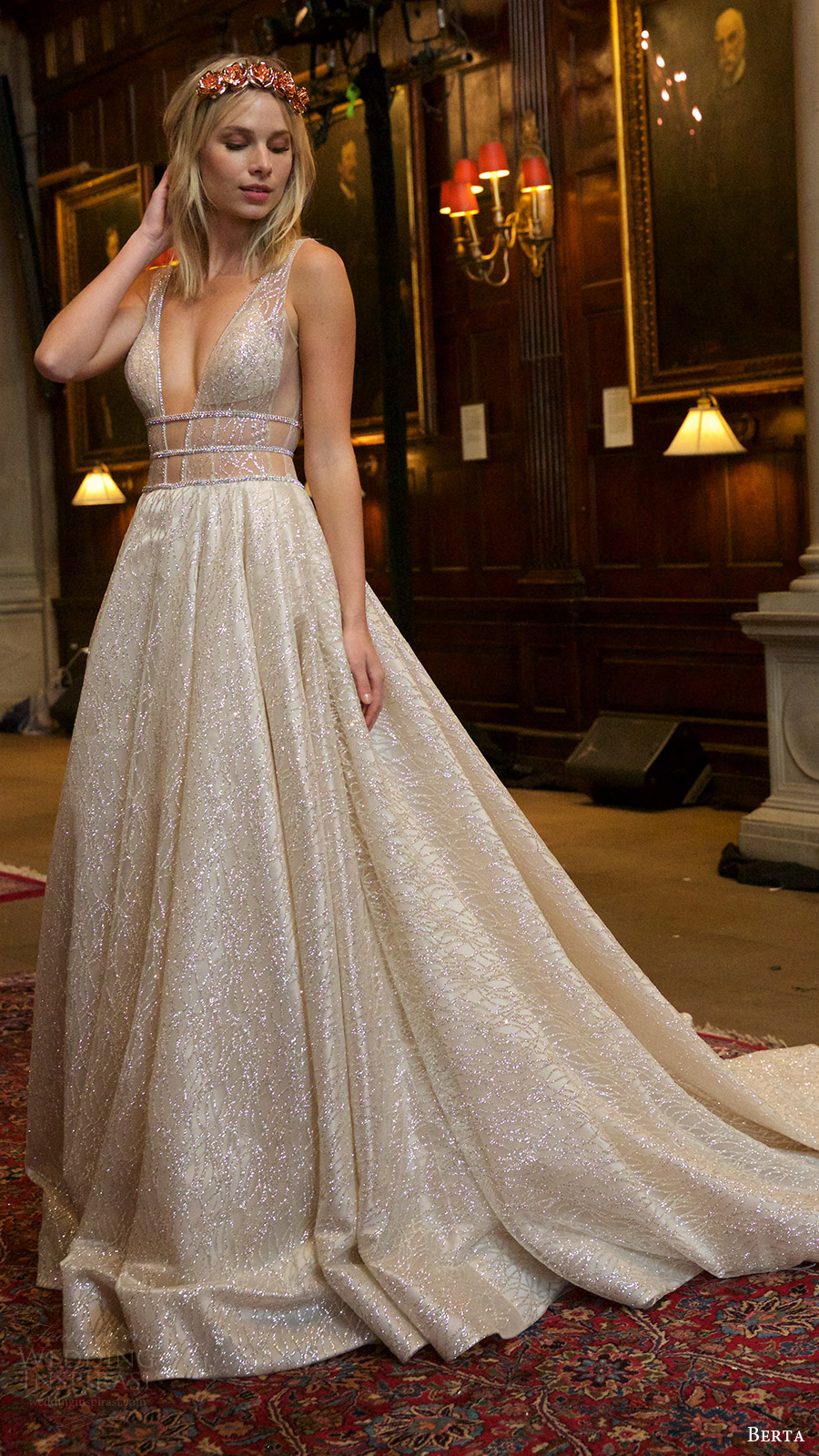 Berta Fall/Winter 2016 Wedding Dresses | Wedding Inspirasi