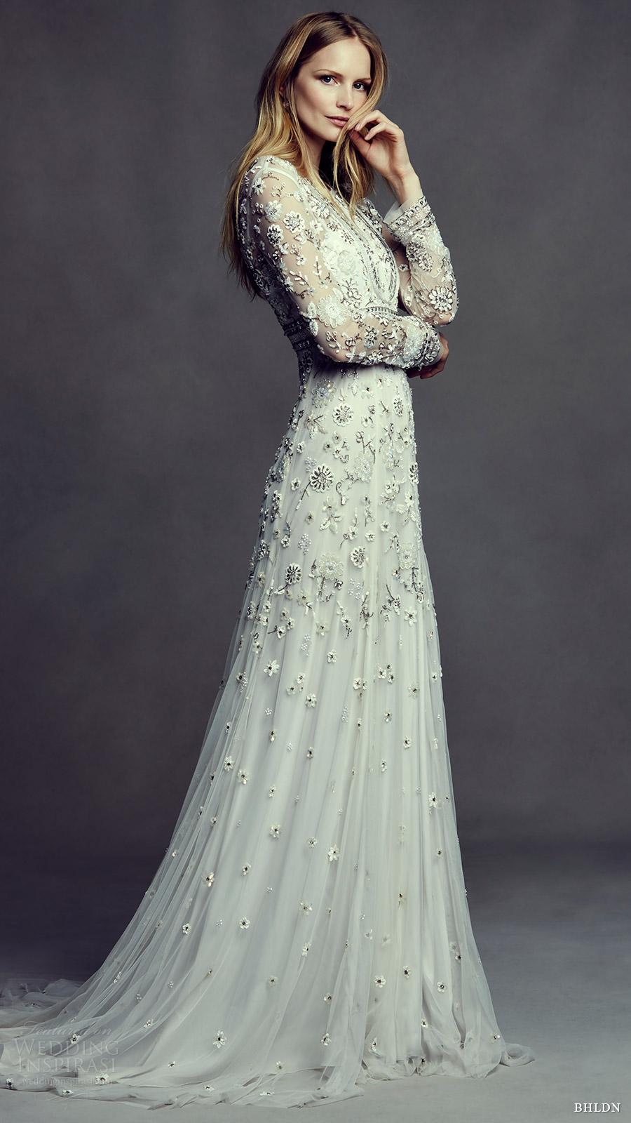 Bhldn bohemian beauty bridal lookbook wedding inspirasi for Dress for a wedding in may