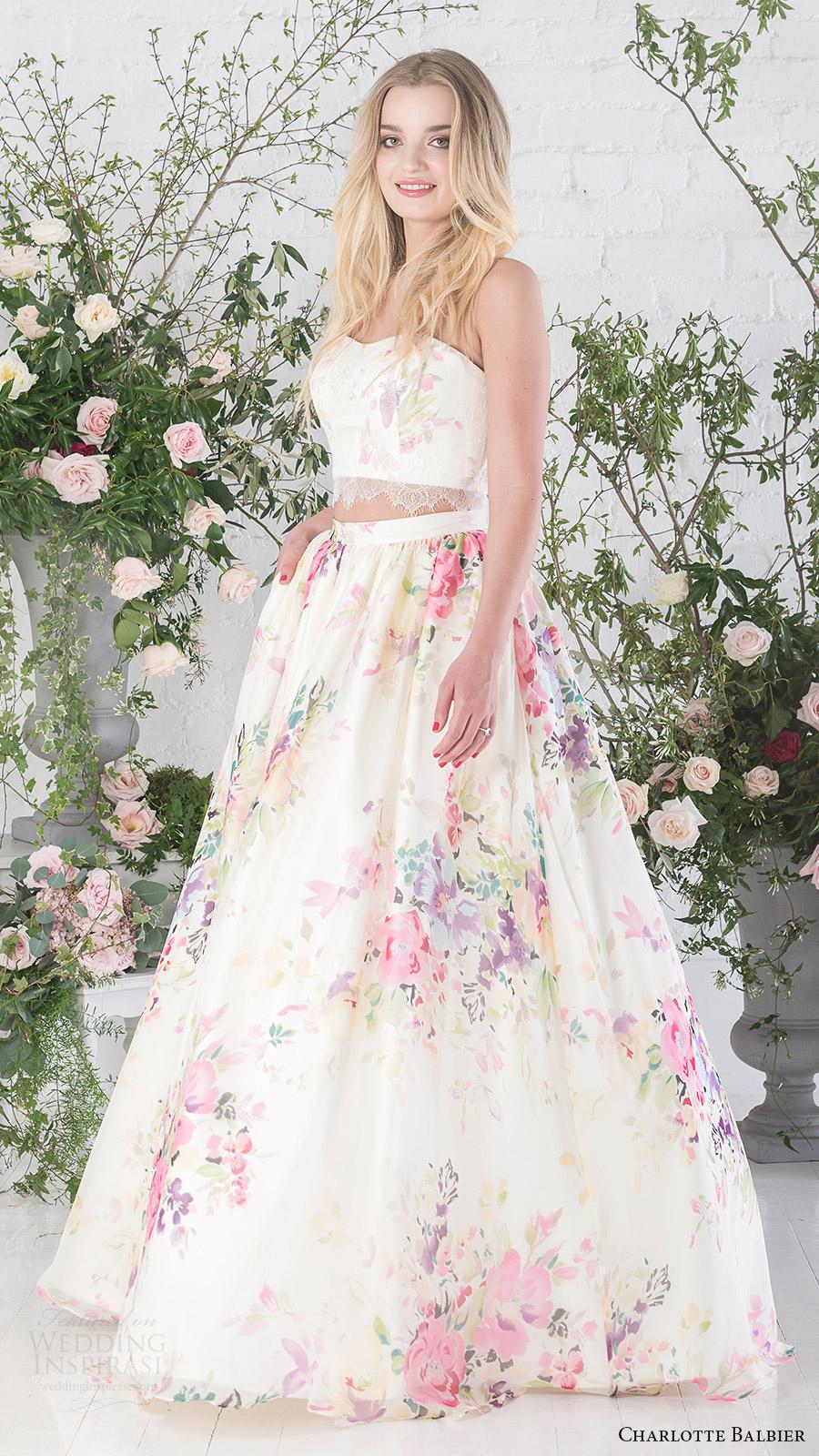 Charlotte Balbier 2017 Wedding Dresses - BridalPulse