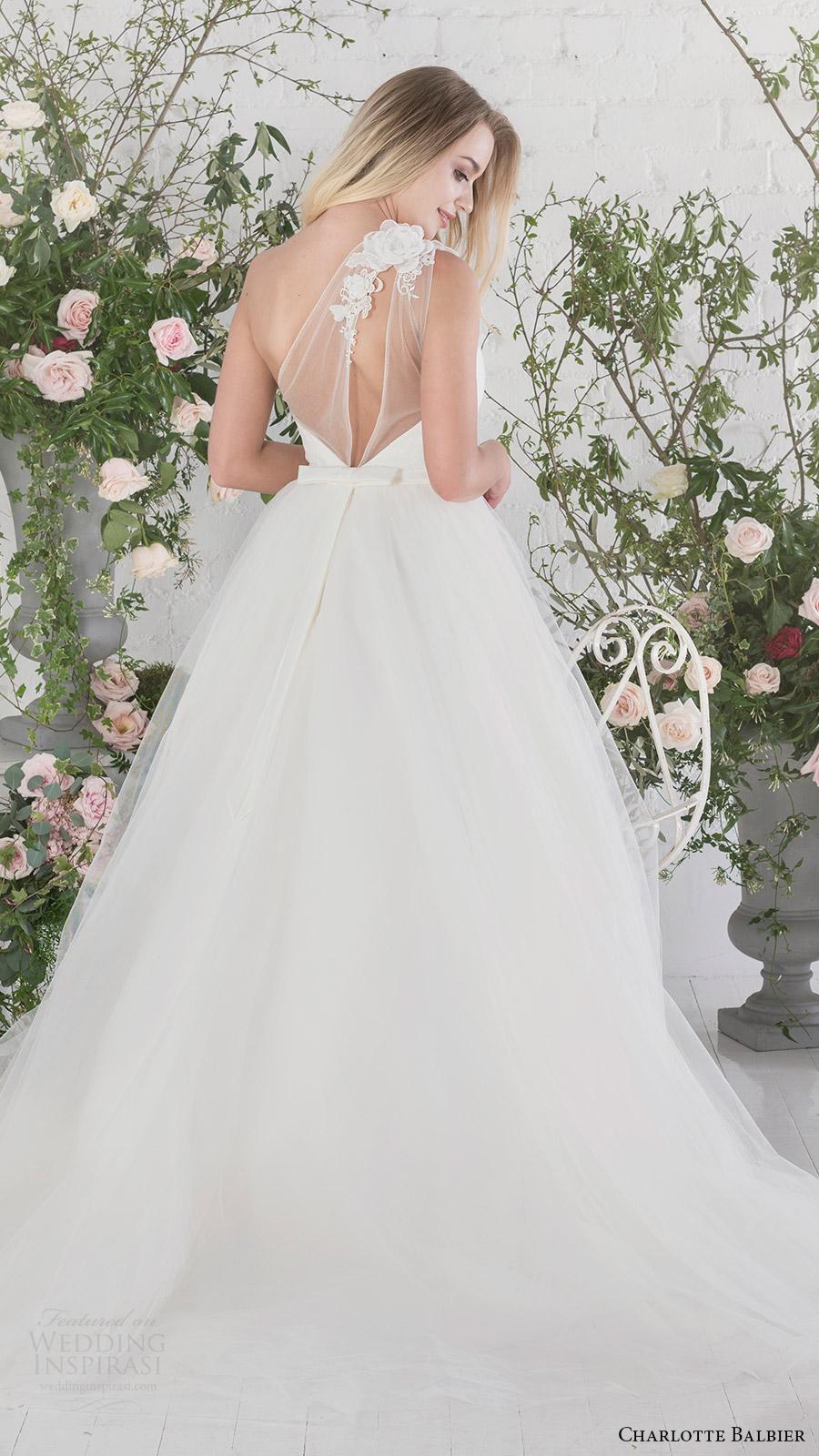 "Charlotte Balbier 2017 Wedding Dresses — ""Untamed Love"" Bridal ..."