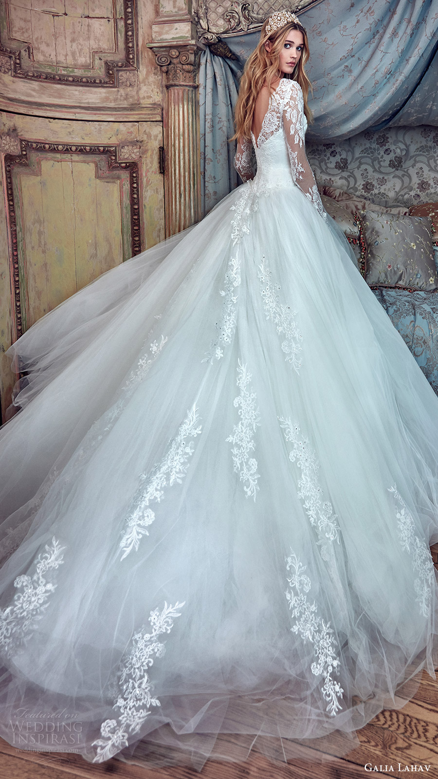 Trubridal Wedding Blog | Galia Lahav Spring 2017 Couture Wedding ...