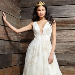 ivy aster spring 2017 bridal collection