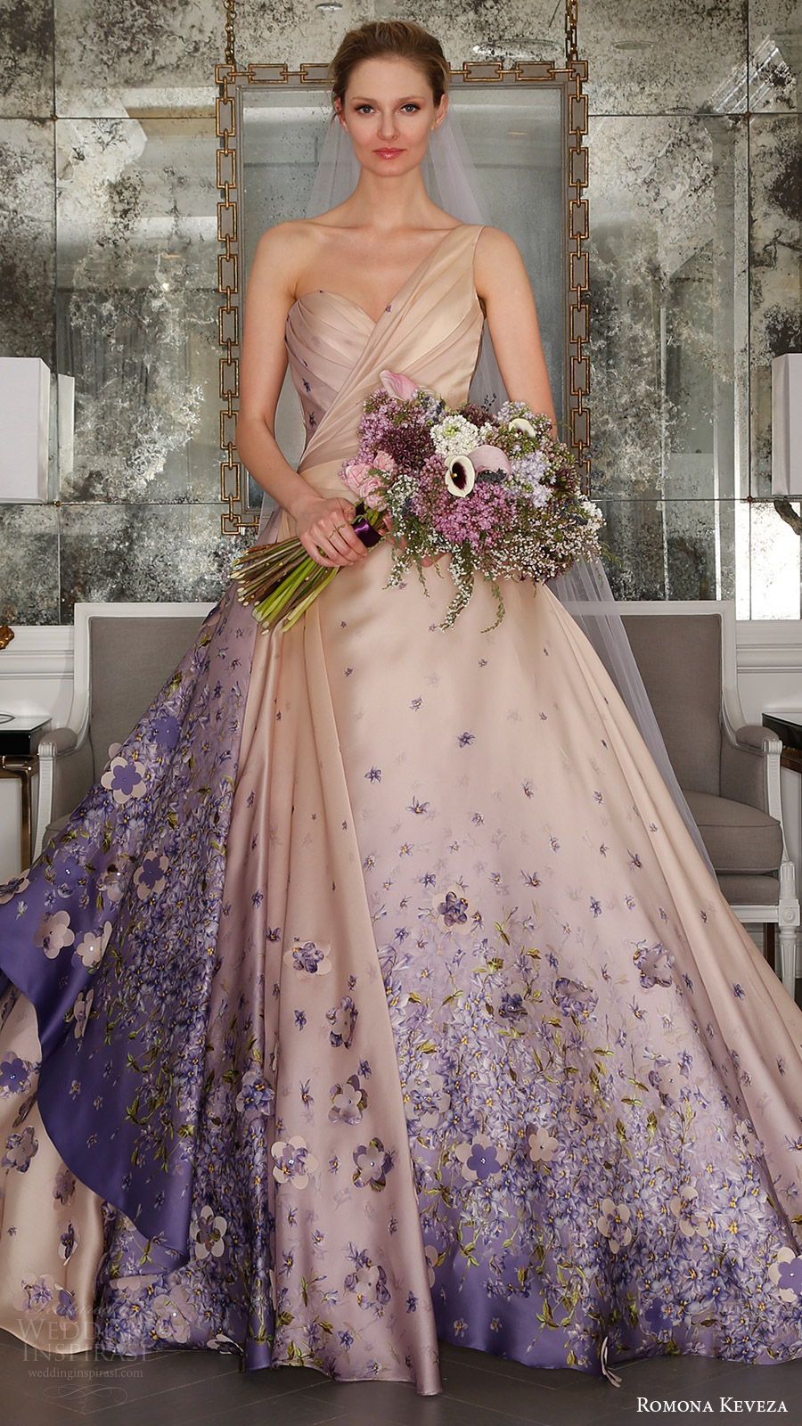 Colored Wedding Dresses 2017 | Wedding