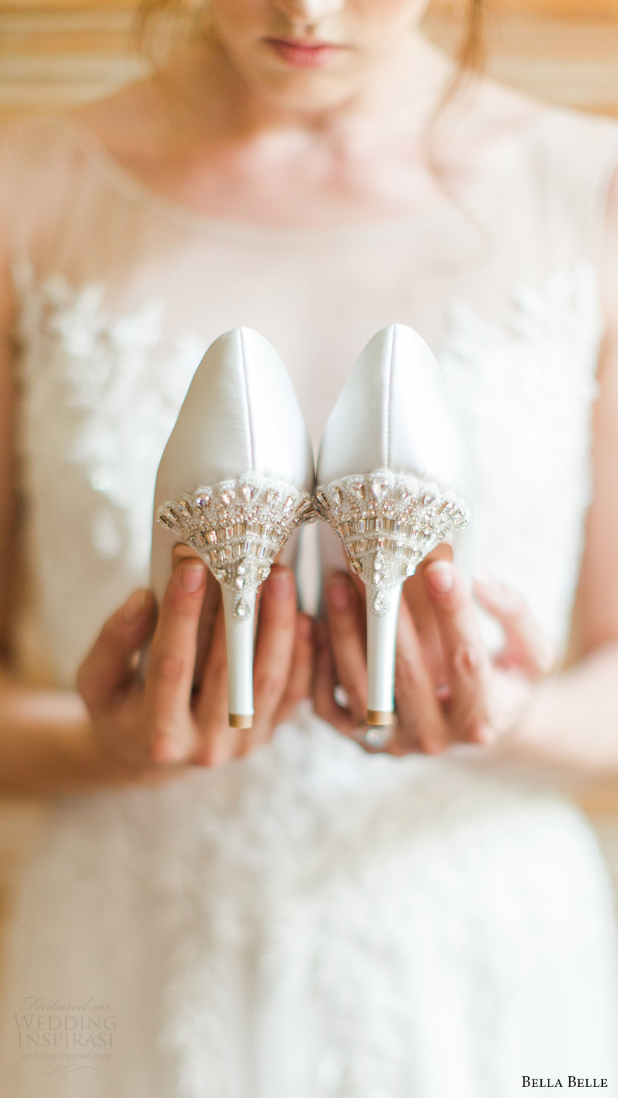 bella belle bridal shoes 2016 elizabeth wedding pumps beaded heels