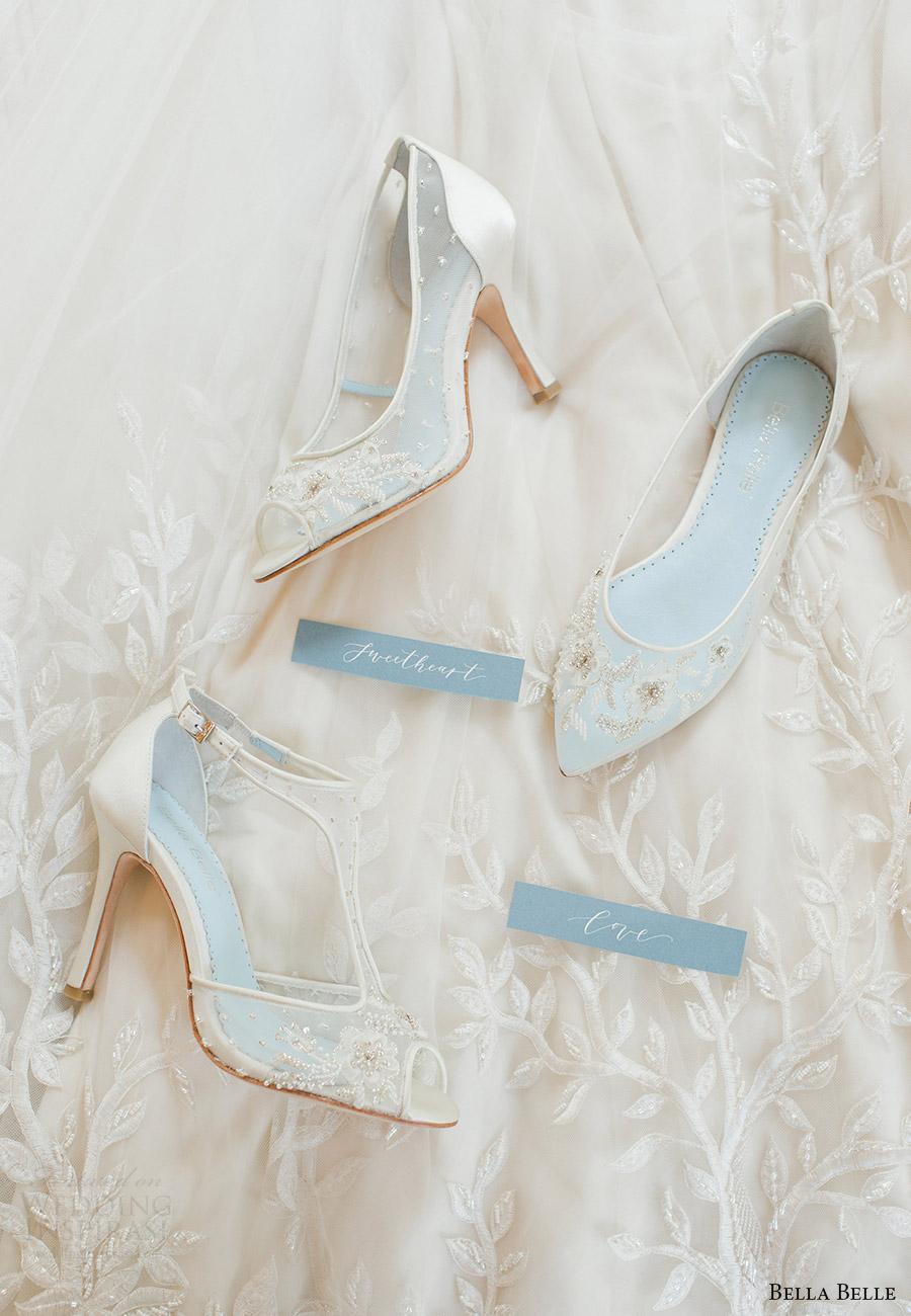 5ab8b5014 bella belle shoes 2016 eternal lookbook rachel may photography gorgeous  lace wedding shoes